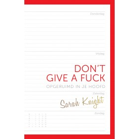 Don't Give a Fuck - Sarah Knight