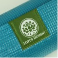 Yogamat Trend 4mm - turquoise