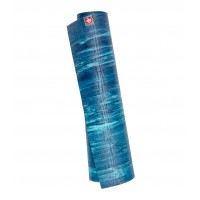 Manduka eKO yogamat - pacific blue marbled - 5mm