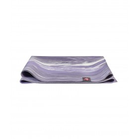 Manduka eKO Superlite yogamat - hyacinth marbled - travelmat