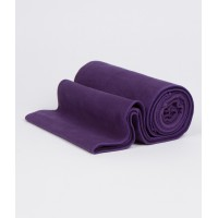 Manduka eQua yoga mat handdoek - magic - Extra lang