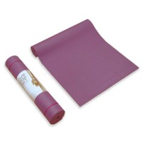Love Generation - Love yoga mat - Aubergine - 6mm