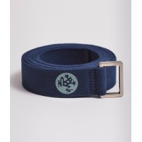 Manduka Yoga riem - 182cm - Midnight - Unfold