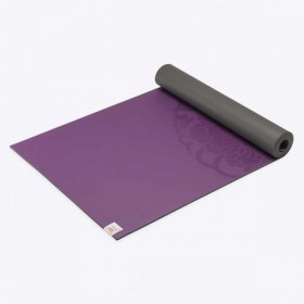 Gaiam Studio Sol Dry Grip Yogamat - Paars - 5mm