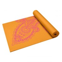 Gaiam Paisley Flower yogamat (3mm)