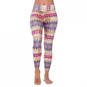 Liquido - Print Yoga Legging - Magic Sequin - L