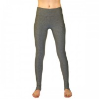Liquido - yoga legging - supplex- grey melee - M