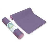 Love Generation - Ecologische mat - Aubergine - 6mm