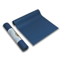 Love Generation studio yoga mat - Blauw - 4.5mm - Extra Lang