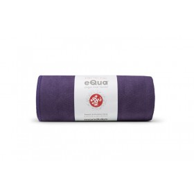 Manduka eQua yoga handdoek - magic - hand towel