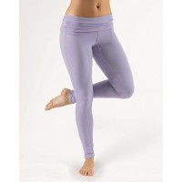 Yoga legging - French Lavender - Large