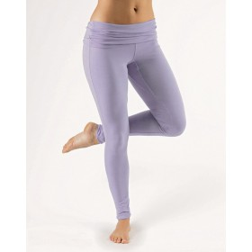 Yoga legging - French Lavender - Medium