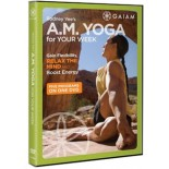 Gaiam yoga dvd - A.M. Yoga for your week - engelstalig